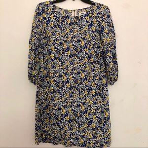 Old Navy Floral Shift Dress